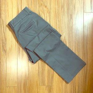 Grey Khakis by Gap
